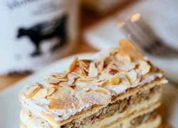 法式经典拿破仑蛋糕