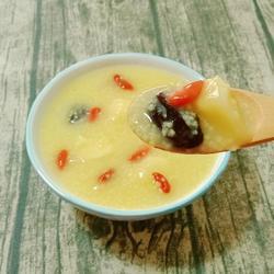 小米紅棗蘋果粥的做法[圖]