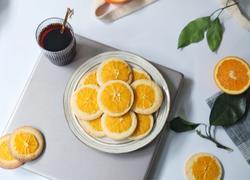 香橙曲奇饼干