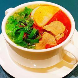 萝卜羊肉汤的做法[图]
