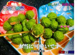 补铁的菠菜溶豆(做给家里需要添辅食和不爱吃蔬菜的宝宝)