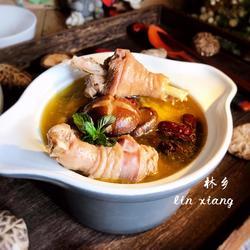 红枣香菇老鸡汤的做法[图]