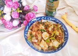 酸菜猪肠粉