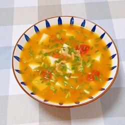 番茄豆腐瘦肉汤的做法[图]