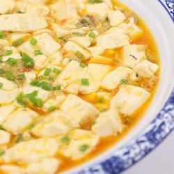 蟹黄豆腐的做法[图]