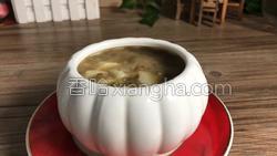 山药绿豆汤的做法图解7
