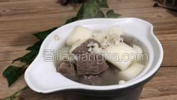 淮山薏米牛肉汤的做法图解12