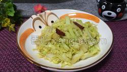 脆爽圆白菜的做法图解11