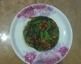 果仁菠菜[图]