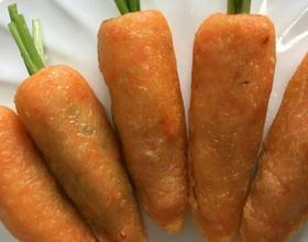 糯米胡萝卜[图]