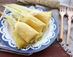 玉米粽你吃过吗?😄😄[图]