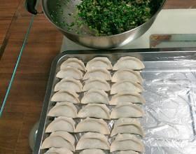 韭菜猪肉饺[图]