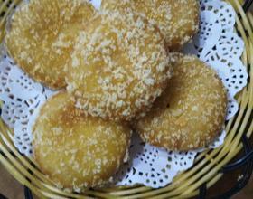 南瓜饼[图]