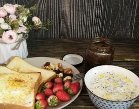 今日早餐[图]