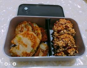 土豆饼和麦片饼干[图]