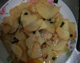 香辣土豆片[图]