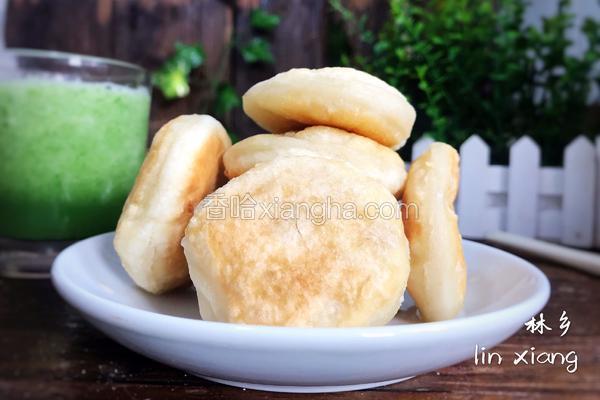 芝士土豆饼