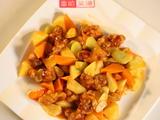 菠萝咕咾肉的做法[图]