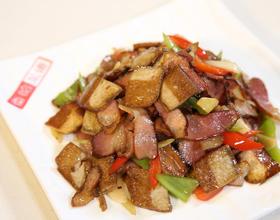 香干炒腊肉