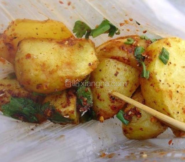 宜昌炕土豆