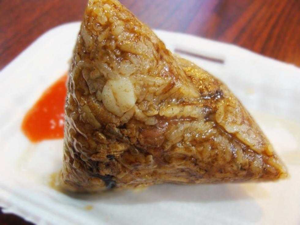 厦门烧肉粽