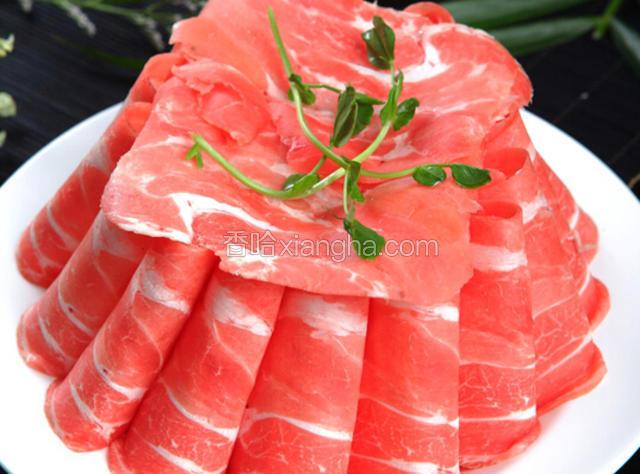 宁夏涮羊肉