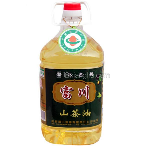 富川山茶油