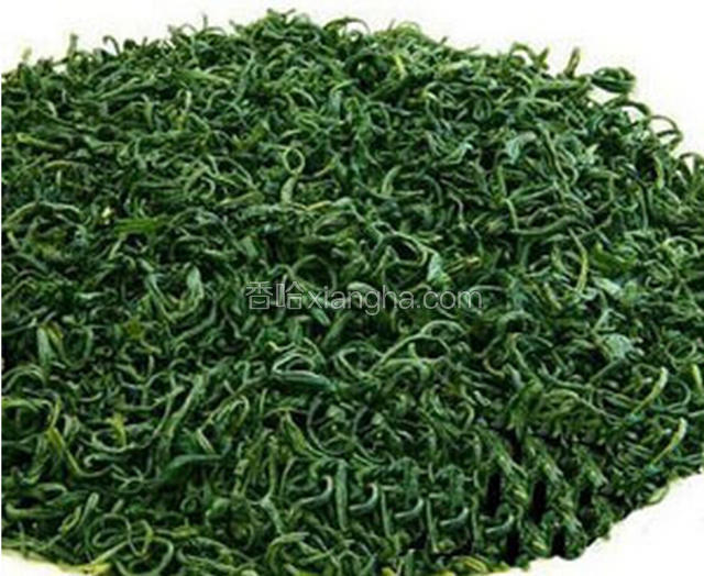 龟山岩绿茶