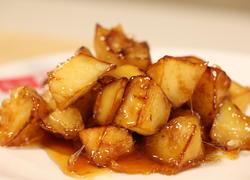 百吃不厌的拔丝红薯